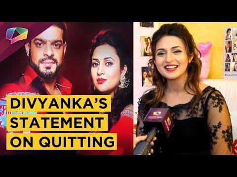 Divyanka Tripathi Dahiya Opens Up On QUITTING Yeh