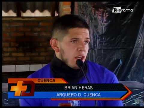 Deportivo Cuenca entrena pensando en Independiente del Valle