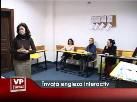 Învaţă engleza interactiv