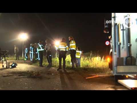 Ernstig ongeval na negeren stopteken Nijbroek