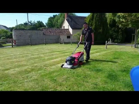 Mountfield 4 Speed Lawn Mower Review (Resolved) (видео)