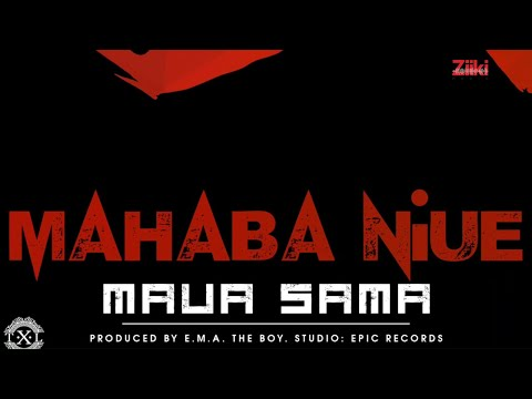 Maua Sama -  Mahaba Niue (Official Audio) Sms SKIZA 7610907 To 811