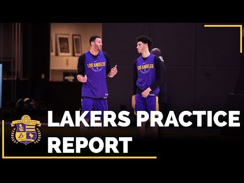 Video: Luke Walton: Could Lonzo Ball Come Off The Lakers Bench?