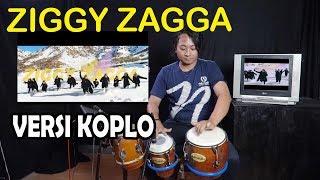ZIGGY ZAGGA VERSI DANGDUT KOPLO gen halilintar (cover kendang speed)