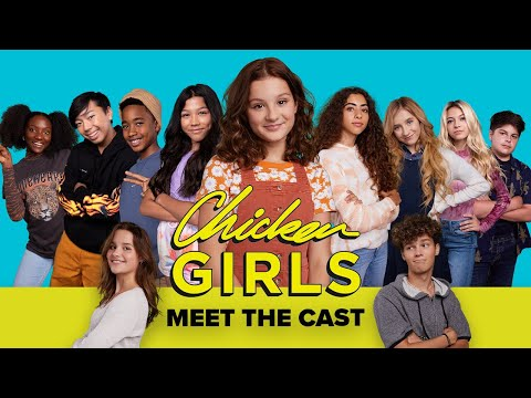 Chicken Girls Season 7 | MEET THE CAST
