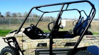 4. Review: 2012 Kawasaki Teryx4 Camo with Power Steering