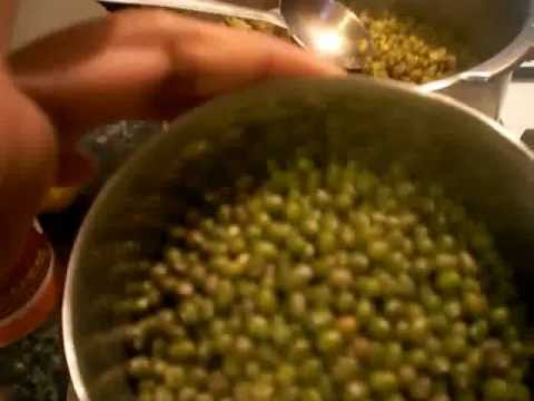 Green Moong Dal (Green Gram)