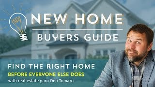 Narrowing down a list of homes and being the first to see them is a key part of the buying process.  Our guest Deb Tomaro, a realtor and radio host, shares some inside tips for finding the right home and being first in line.She answers questions like:• How are homes posted online?• What are the best sites to find homes?• Are there secret sites that have homes not listed elsewhere?• What is an Automatic Search? Should you use it?•  What should your realtor be doing for you?• How can you and your realtor think outside the box?Want more?  Our New Home Buyers Guide Workbook & Course will walk you through all 9 steps of the home buying process.  Get them at https://www.newhomebuyersguide.netHow to find Deb Tomaro:www.realrealestatetoday.comdeb.tomaro@homefinder.orgLearn more about Shine:Our Site -  www.shineinsurance.comOur Blog - www.shineinsure.com/blogOur Podcast - www.scratchentrepreneur.comOur Course: www.newhomebuyersguide.net