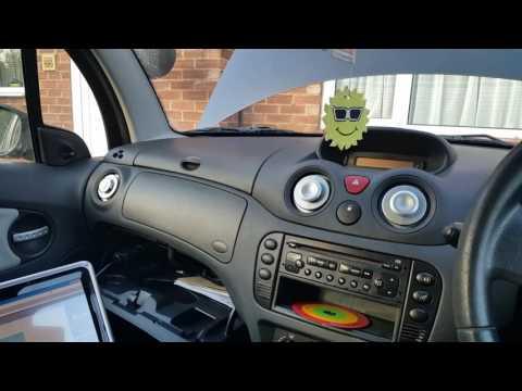 Citroën C3 1.4 HDI limp mode, P1164 fuel pressure sensor. Fault finding and repair.