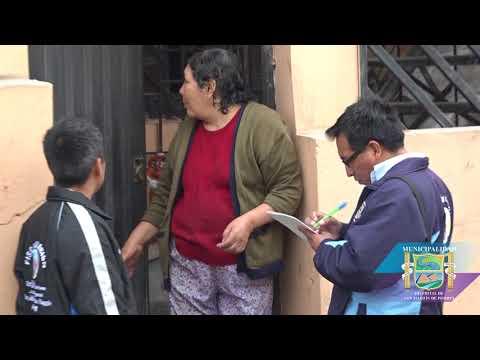 MUNICIPIO SANCIONA A VECINOS QUE CONSTRUYEN SOBRE VEREDAS - Municipalidad de SMP