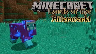 Minecraft | Lords of the Afterworld | #1 LLAMAS AND ELECTIC SHEEP