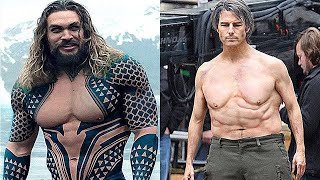 Jason Momoa Vs Tom Cruise Transformation ★ 2019