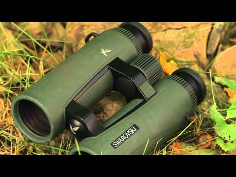swarovski - Swarovski Optik EL Range Binocular with intergrated laser range finder.