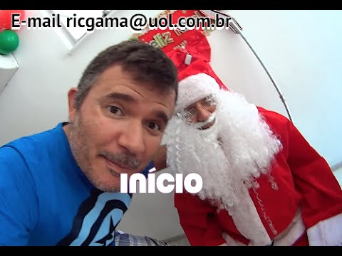 Imagens de feliz natal - Papai Noel Santa Claus RG Filhos tirando fotos Feliz Natal Merry Christmas Brinquedos Toys Kids