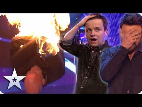 BGT's Most DANGEROUS acts EVER! | Britain's Got Talent