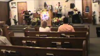 Church Service At Round Bottom 4 30 14