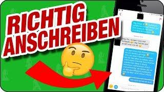 EIN MÄDCHEN RICHTIG ANSCHREIBEN BEI LOVOO ODER TINDER... | WIN Chat Analyse