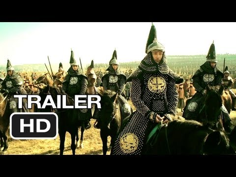 The Guillotines US Release TRAILER 1 (2013) - Action Movie HD