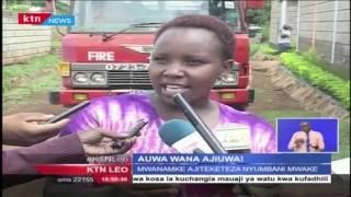 Mwanamke Ajichoma Na Kujitoa Uhai Pamoja Na Wawawe Wawili Embu