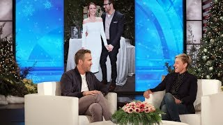 Video Ryan Reynolds Has Had Enough of 'Frozen' MP3, 3GP, MP4, WEBM, AVI, FLV Maret 2019