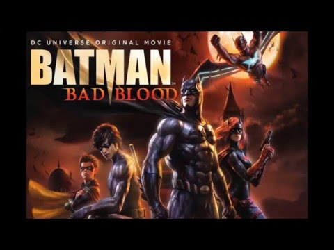 BATMAN 2016 BAD BLOOD TRAILER MAS PELICULA HD PARA DESCARGAR EN ESPAÑOL LATINO