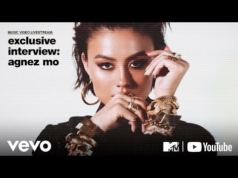 AGNEZ MO - MTV Exclusive Interview with Kevan Kenney (Music Video Livestream 2020)