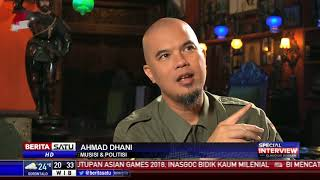 Video Special Interview With Claudius Boekan: Alasan Ahmad Dhani Perlu Ganti Presiden MP3, 3GP, MP4, WEBM, AVI, FLV November 2018