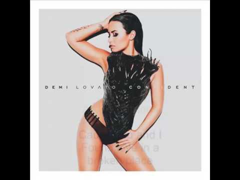 Demi Lovato - Kingdom Come (feat. Iggy Azalea) [Lyric Video]