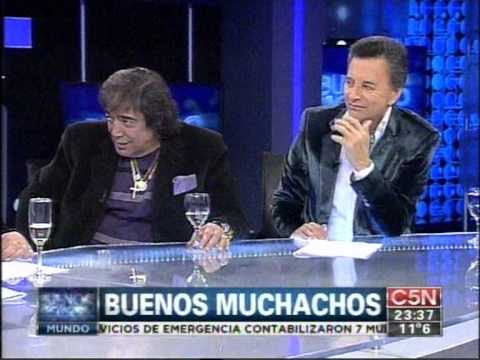 C5N - BUENOS MUCHACHOS: PROGRAMA 6/07/13 (PARTE 4)