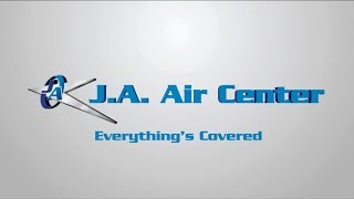 J.A. Air Center King Air Interior and Avionics Refurbishment Testimonial Image