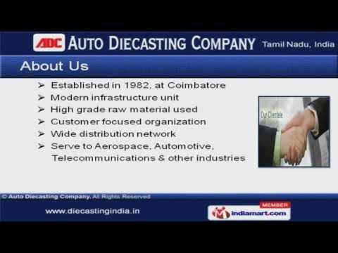 Auto Diecasting Company - Video