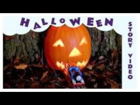 HALLOWEEN ON SODOR Kids Thomas And Friends Episode Ghost Story Toy Train Set Thomas The Tank Engine