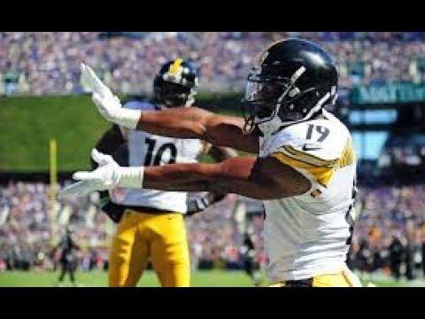 NFL: Best Touchdown Celebrations of 2017-18 Season (видео)