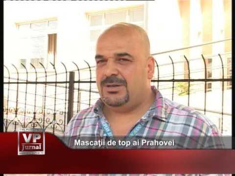"""""""Mascaţii"""" de top ai Prahovei"""