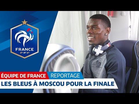 Video Equipe de France : Les Bleus sont à Moscou I FFF 2018 download in MP3, 3GP, MP4, WEBM, AVI, FLV January 2017