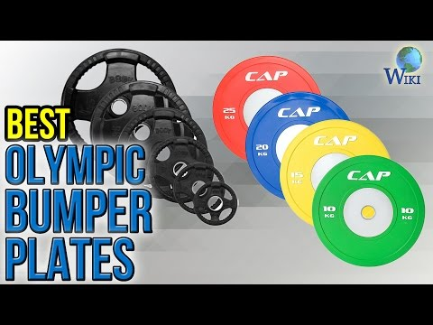 6 Best Olympic Bumper Plates 2017