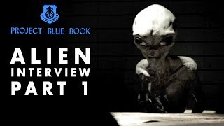Nonton Alien Interview Part 1   Secrets Of Universe Revealed   Project Blue Book Film Subtitle Indonesia Streaming Movie Download