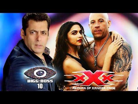 Video Salman Khan To LAUNCH Deepika's XXX Trailer On Bigg Boss 10 download in MP3, 3GP, MP4, WEBM, AVI, FLV January 2017