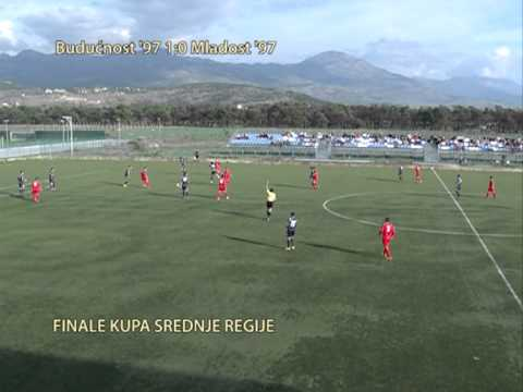 Specijal, Buducnost - Mladost, finale kupa srednje regije za kadete