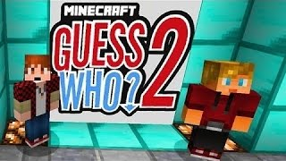 Minecraft: MOST FRUSTRATING GUESS WHO EVER!