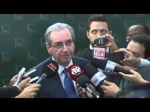 (vídeo) Comitiva Sueca visita o Conselho de Etica da Câmara Federal e Dep. Fausto Pinato fala da situação do país.