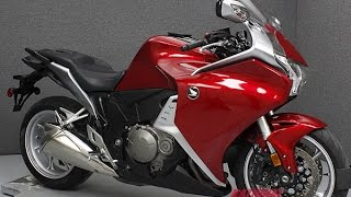 5. 2010  HONDA  VFR1200F W/ABS - National Powersports Distributors