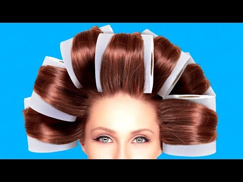 20 HAIR TRICKS FOR YOU TO ALWAYS LOOK BRILLIANT