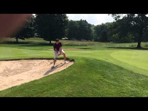Veldt's Sand Bunker Golf Lesson