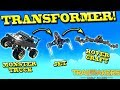 Download Video TRANSFORMERS! Monster Truck ▶ Jet ▶ Hovercraft! - Trailmakers Gameplay Free Weekend Ep3