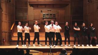 Scottish A Cappella Championships 2016 - The Alleycats