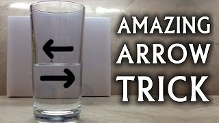 Amazing Water Trick - YouTube