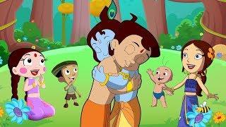 Video Chhota Bheem and Krishna - Best Friends Forever MP3, 3GP, MP4, WEBM, AVI, FLV September 2018