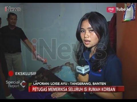 Video [Eksklusif] Beginilah Kondisi Rumah TKP Pembunuhan Satu Keluarga di Tangerang - Special Report 14/02 download in MP3, 3GP, MP4, WEBM, AVI, FLV January 2017