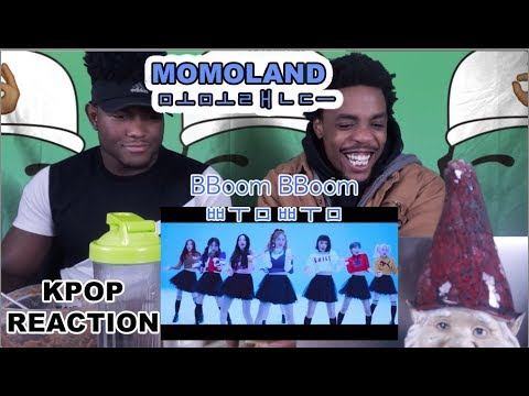Video [MV] MOMOLAND (모모랜드) BBoom BBoom (뿜뿜) | REACTION download in MP3, 3GP, MP4, WEBM, AVI, FLV January 2017